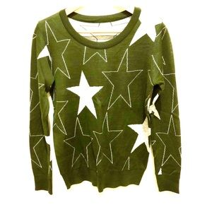 🦖Green starry long sleeves🦖
